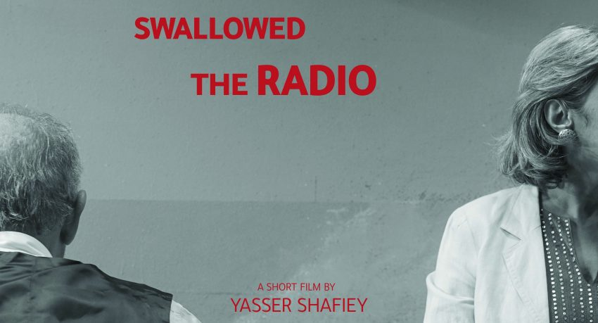 "World Premiere for our Short film ""The Man Who Swallowed The Radio"""